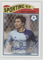 Matt Besler /25