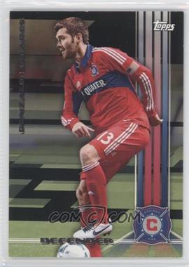 2013 Topps MLS - [Base] - Golazo #19 - Gonzalo Segares /1