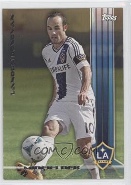 2013 Topps MLS - [Base] - Gold #100 - Landon Donovan /25
