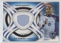 Teal Bunbury #/49