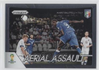 2014 Panini Prizm World Cup - Aerial Assault #4 - Mario Balotelli