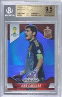 Iker Casillas [BGS 9.5 GEM MINT] #/199