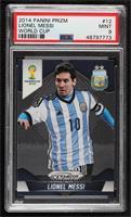 Lionel Messi [PSA9MINT]