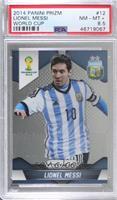 Lionel Messi [PSA8.5NM‑MT+]