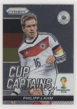 2014 Panini Prizm World Cup - Cup Captains #23 - Philipp Lahm [EXtoNM]