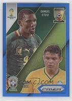 Samuel Eto'o, Thiago Silva /199