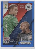 Manuel Neuer, Tim Howard #/199