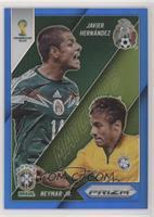 Javier Hernandez, Neymar Jr. #/199