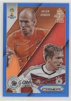Philipp Lahm, Arjen Robben #/199