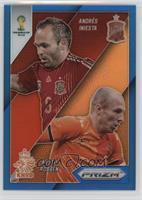 Arjen Robben, Andres Iniesta /199