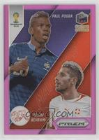 Paul Pogba, Valon Behrami /99