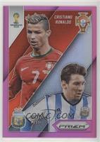 Cristiano Ronaldo, Lionel Messi /99