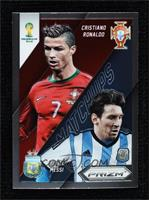 Cristiano Ronaldo, Lionel Messi [NearMint‑Mint]