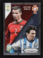 Cristiano Ronaldo, Lionel Messi [Noted]