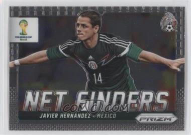 2014 Panini Prizm World Cup - Net Finders #19 - Javier Hernandez