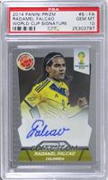 Radamel Falcao [PSA 10 GEM MT]