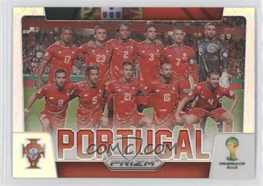 2014 Panini Prizm World Cup - Team Photos - Prizms #27 - Portugal