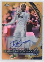 Darren Mattocks #2/50