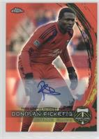 Donovan Ricketts /25
