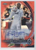 Darren Mattocks #/25