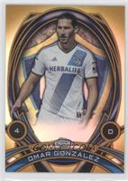 Omar Gonzalez #34/50