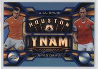Will Bruin, Brad Davis /99