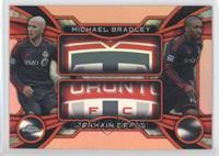 Michael Bradley, Jermain Defoe #/25