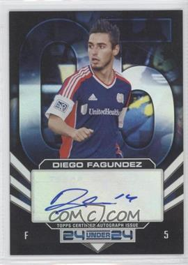 reputable site f7cc4 f5d73 sportscardsclub's 2014 Topps MLS - 24 Under 24 Autographs ...