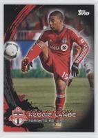 Reggie Lambe #/10