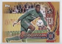Sean Johnson /25