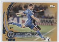 Jack McInerney #/25
