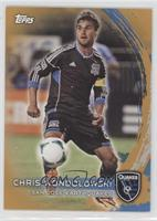Chris Wondolowski /25