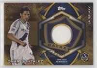 Omar Gonzalez /25