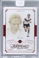 Legends - Jurgen Klinsmann /15 [ENCASED]