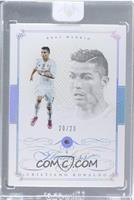 Cristiano Ronaldo [Uncirculated] #/20