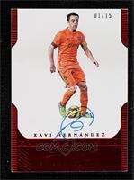 Xavi Hernandez #1/15