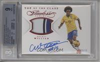 Willian [BGS 9 MINT] #/15