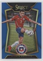 Alexis Sanchez (Ball Back Photo Variation) #/299