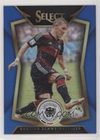 Bastian Schweinsteiger (Ball Back Photo Variation) #/299
