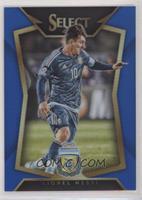 Lionel Messi (Ball Back Photo Variation) #/299