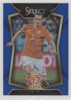 Stefan de Vrij (Ball Back Photo Variation) #/299