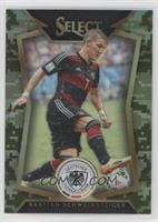 Bastian Schweinsteiger (Ball Back Photo Variation) #/249