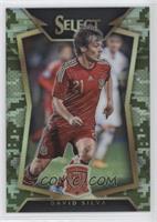 David Silva (Ball Back Photo Variation) #/249