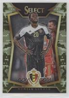 Romelu Lukaku (Ball Back Photo Variation) #/249
