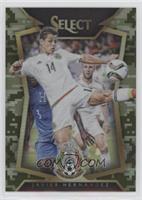 Javier Hernandez (Base) #/249
