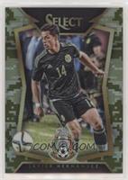 Javier Hernandez (Ball Back Photo Variation) #/249