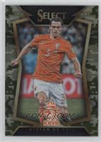 Stefan de Vrij (Ball Back Photo Variation) #/249