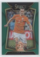 Stefan de Vrij (Ball Back Photo Variation) #/5