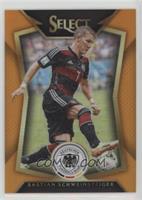 Bastian Schweinsteiger (Ball Back Photo Variation) #/149
