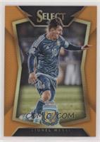 Lionel Messi (Ball Back Photo Variation) #/149